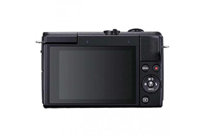 Cámara Fotográfica Profesional EOS M200 - 15-45 Negro5