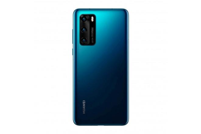 Celular HUAWEI P40 - 128GB Azul - Aurora Blue