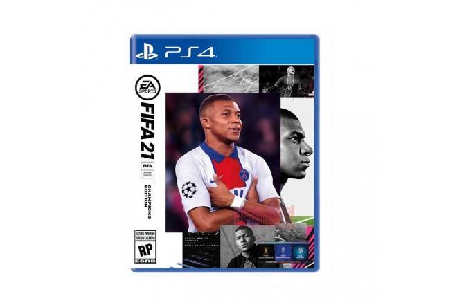 Juego PS4 Fifa 2021 Champions Edition 0