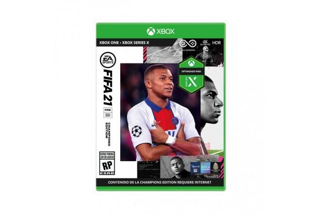 Juego XBOX ONE Fifa 2021 Champions Edition 4
