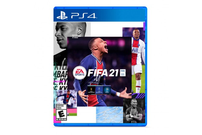 Juego PS4 Fifa 2021