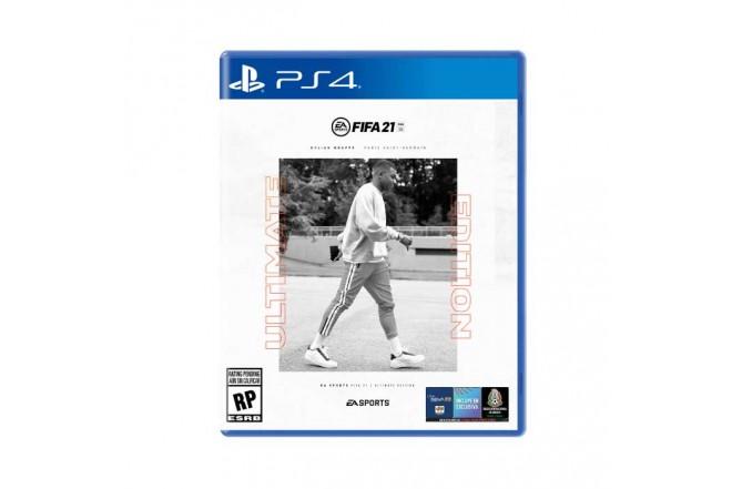 Juego PS4 Fifa 2021 Ultimate Edition 4