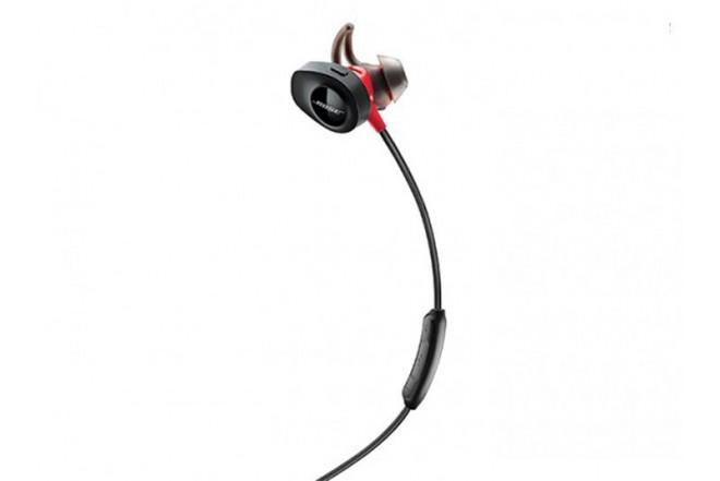 Audífonos In Ear Inalámbricos BOSE SoundSport Pulse Rojo