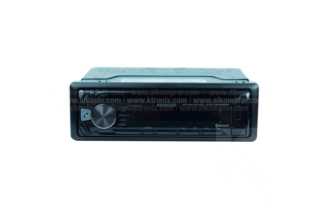 Radio Auto KENWOOD KDC-MP362BT
