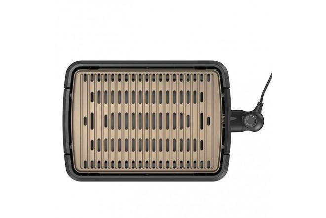 Parrilla Electrica, Antihumo,  GEORGE FOREMAN GFS0172SB Negro