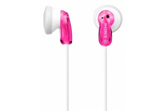 Audífonos SONY MDR-E9LP/P Rosado