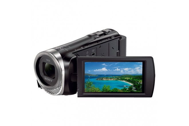 Videocámara SONY HDR-CX455 Negra