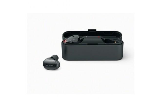 Audífonos SONY Inalámbricos NC WF1000X Negro