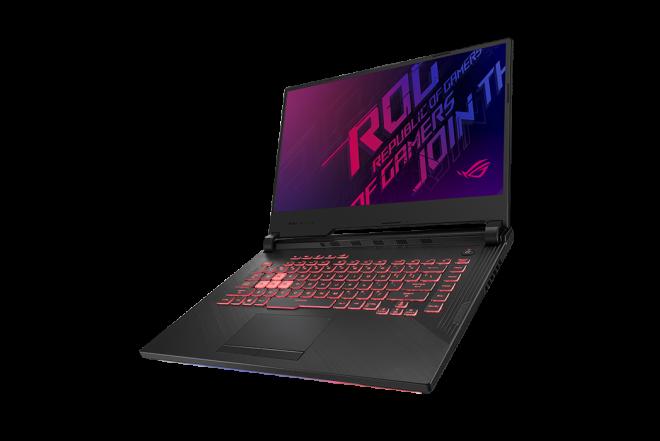 Portátil Gamer ASUS ROG Strix Scare III G531GU Intel Core i7_4
