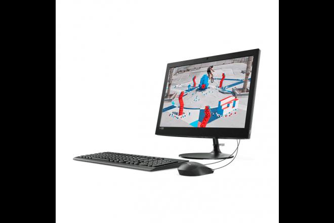 "PC All in One LENOVO  330  Intel Celeron  19.5"" Pulgadas  Disco Duro 500Gb  Negro 3"