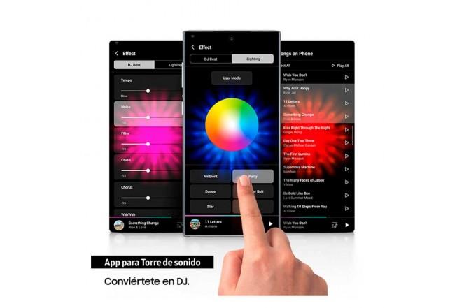 Equipo Mini Samsung MX-T70 1500W 16