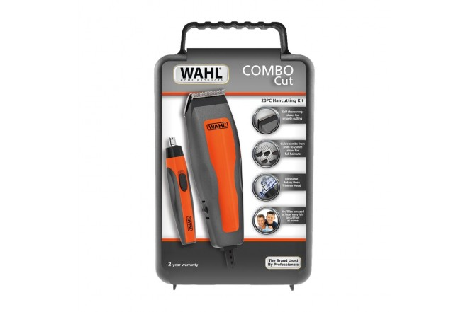 Combo WAHL Recortador + Trimmer