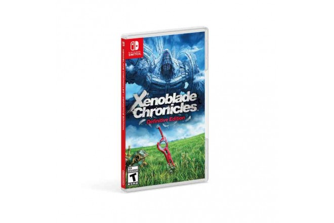 Juego Switch Xenoblade Chronicles 1