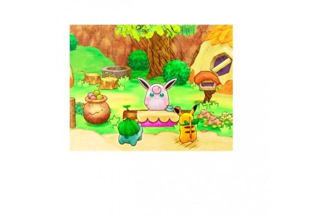 Juego Switch Pokémon Mystery Dungeon