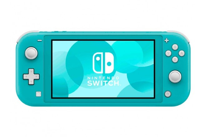 Consola Switch Lite Turquese 1