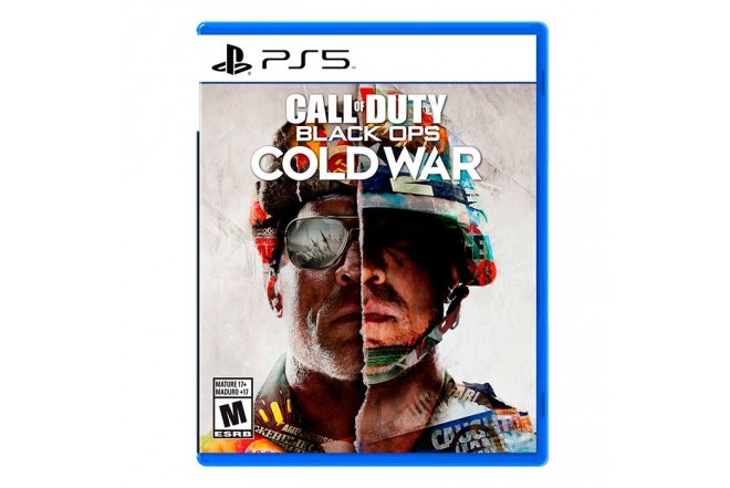 Juego PS5 Call Of Duty Black Ops Cold War 8
