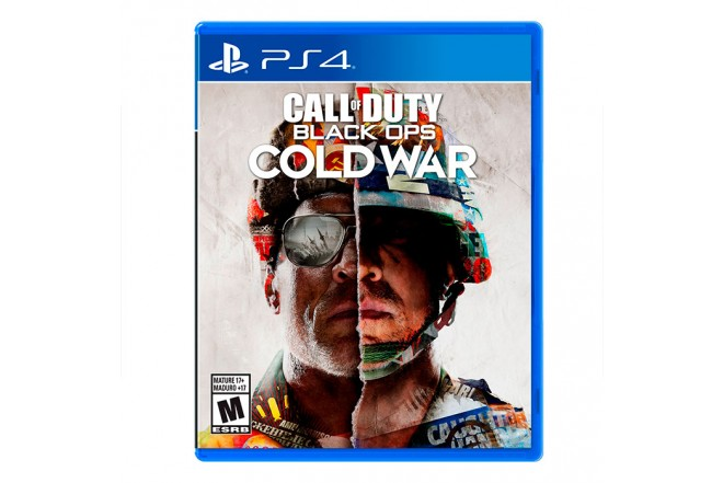 Juego PS4 Call Of Duty Black Ops Cold War 5