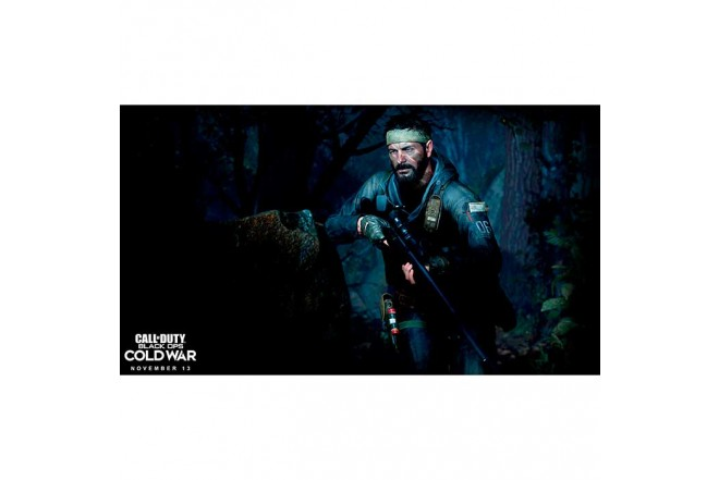 Juego PS4 Call Of Duty Black Ops Cold War 7