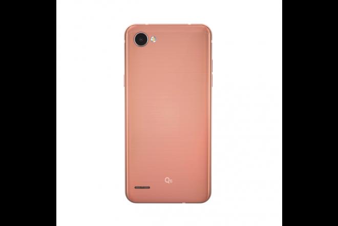Celular Libre LG Q6 PRIME SS 4G Dorado