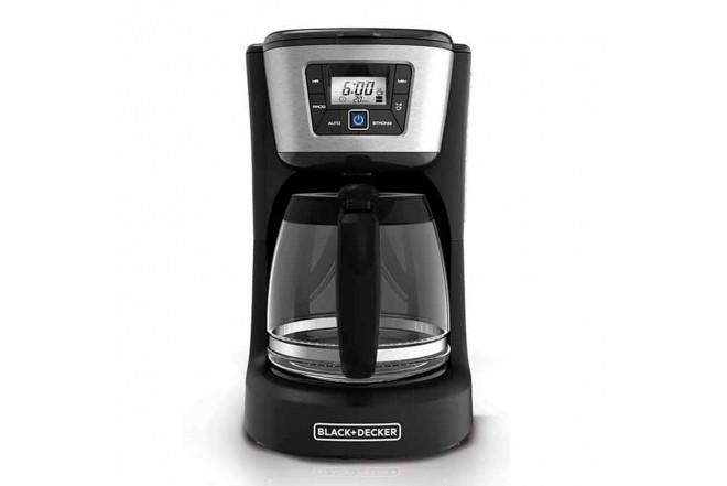 Cafetera BLACK & DECKER CM2031B 12 Tazas1