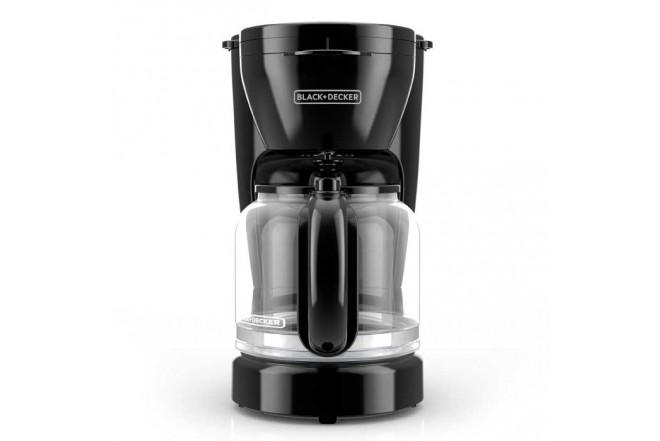 Cafetera  BLACK + DECKER CM0910BK Negro