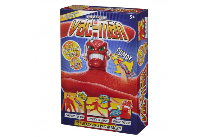 Stretch Dc Comics Vac Man