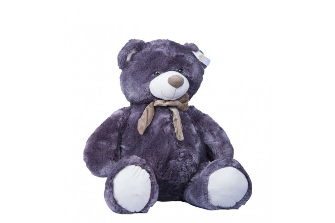 "Oso de peluche Best Made Toys 22"" Gris"
