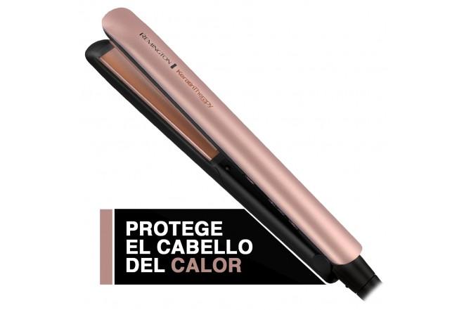Plancha de Cabello REMINGTON S8599 Keratina3