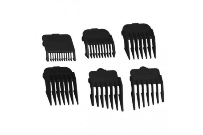 Cortador cabello REMINGTON Rojo HC1095 6 peines