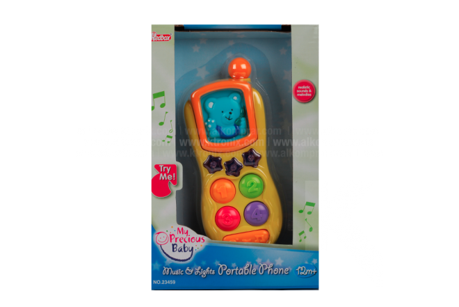 Juguete Teléfono Portátil My Precious Baby