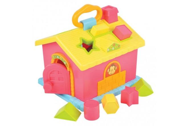REDBOX casa de juguete