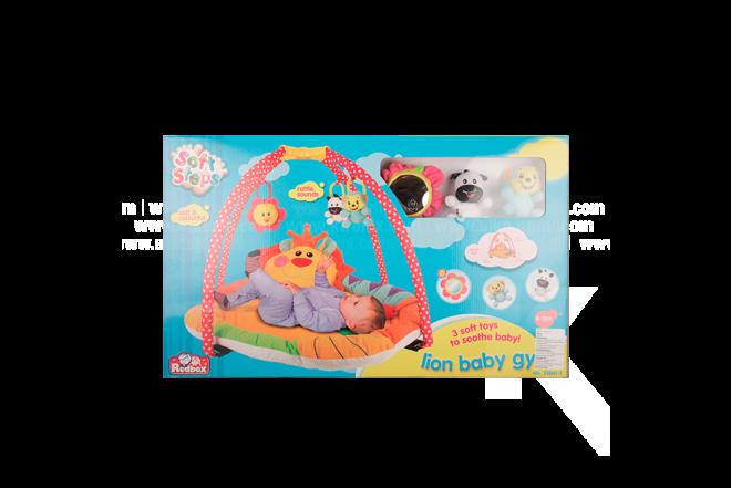 Gimnasio Infantil Soft Steps
