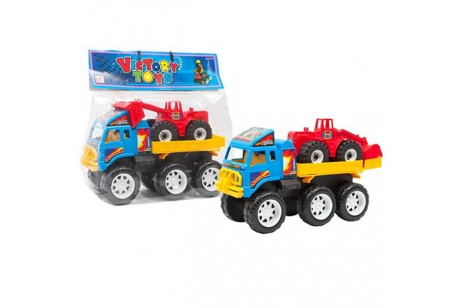 Camión Transportador Surtido VICTORY TOYS_1
