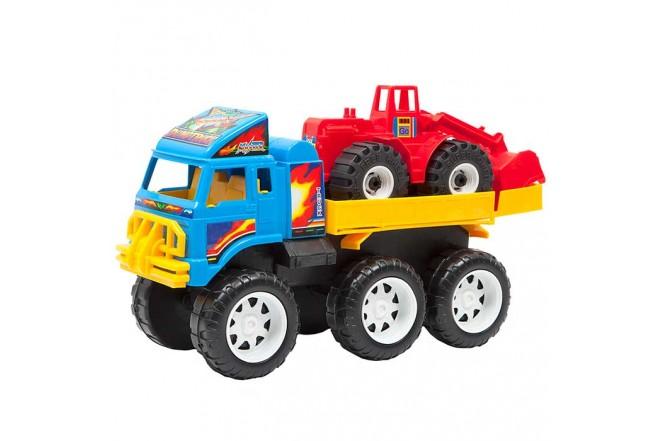 Camión Transportador Surtido VICTORY TOYS_2