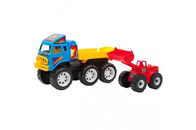 Camión Transportador Surtido VICTORY TOYS_3