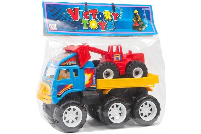 Camión Transportador Surtido VICTORY TOYS_5