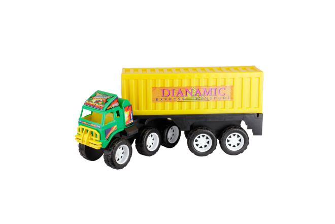 VICTORY TOYS Camión Container Dump Truck