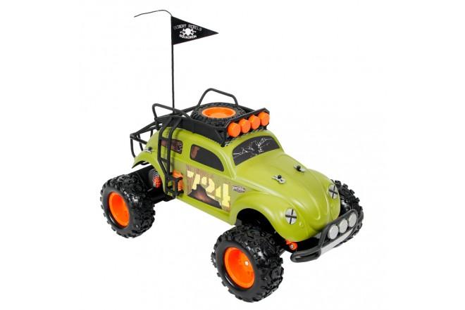MAISTO Tech rxc Carro de control Rock crawler desert rebels