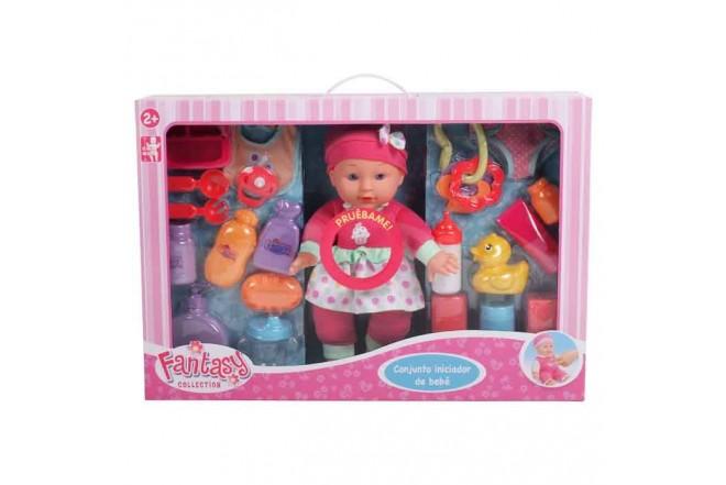 FANTASY COLLECTION conjunto iniciador de bebe
