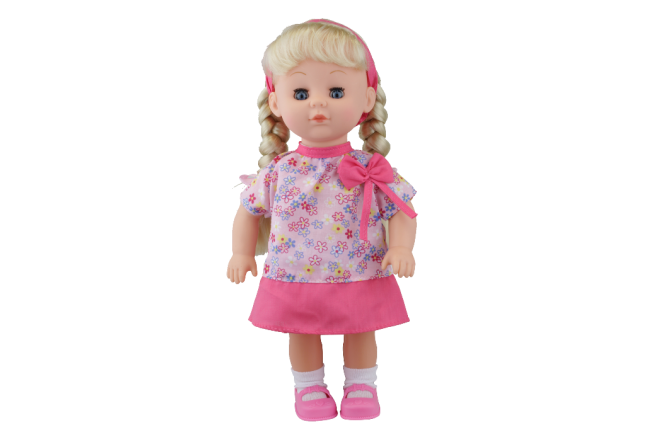 Muñeca Bebé Con Cuna Fantasy Collection (Juguetes)