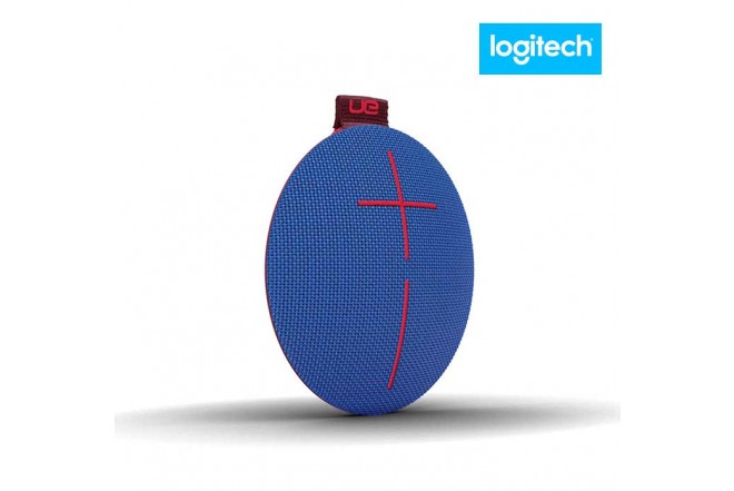 Parlante LOGITECH BTRoll Bluetooth Inalámbrico Az