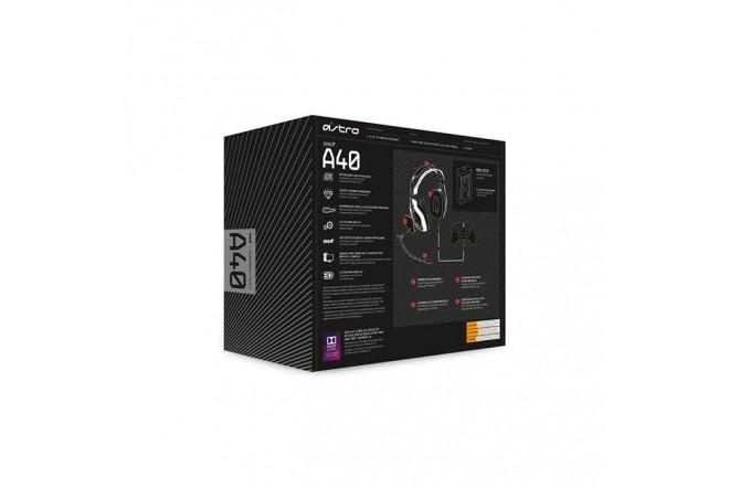 Diadema ASTRO Alámbrica Gaming A40 Play 9