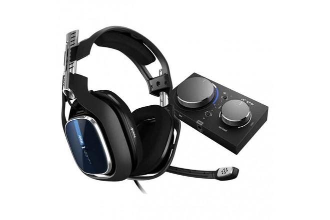 Diadema ASTRO Alámbrica Gaming A40 PS4 Negro 4
