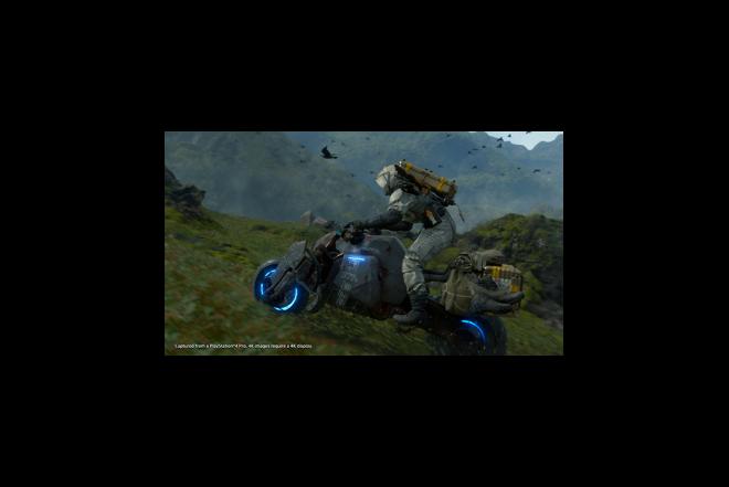 Juego PS4 Death Stranding 10