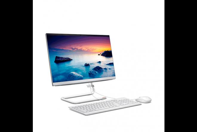 "PC All in One LENOVO  A340  AMD A9  21.5"" Pulgadas  Disco Duro 1TB  Blanco 2"