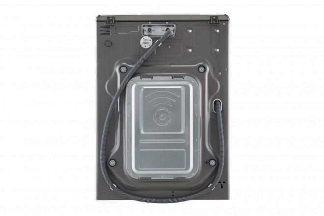 Lavadora / Secadora LG CF 22 Kg WD22VTS6 Inox 6Motion™ DD 6