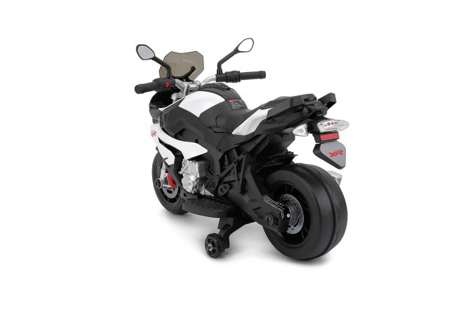 RASTAR Moto Bmw Blanco 6 Voltios