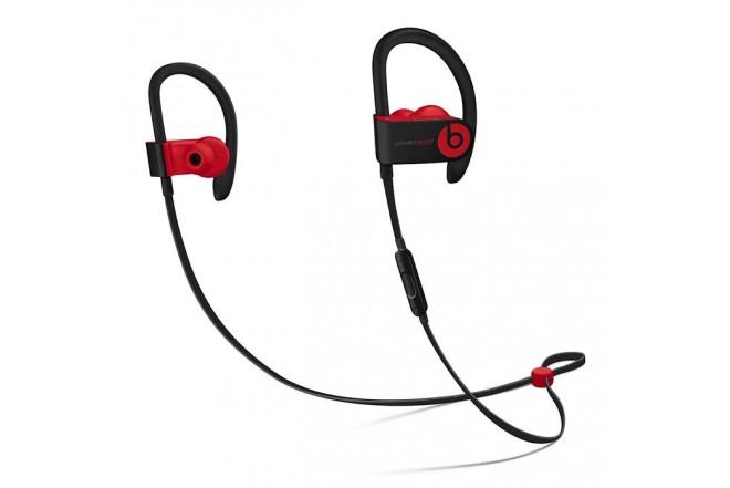 Audifonos Power Beats 3 Bluetooth In Ear Rojo