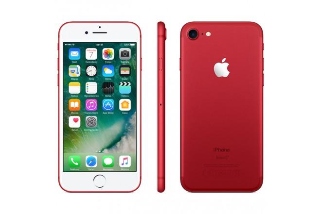 iPhone 7 (PRODUCT) Red™ Edición Especial 128GB 4G Rojo