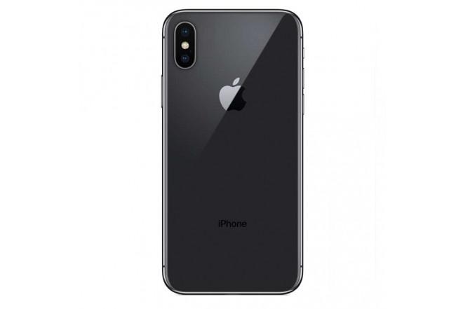 iPhone X 256GB SS Gris